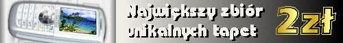 Tapety do komórki - NIGDZIE W INTERNECIE - 2zł!!